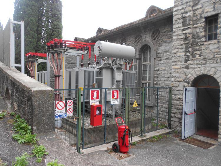 Caso studio: l'installazione di nuovo pannello REIper la centrale di proprietà ENEL GREEN POWER