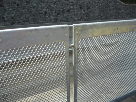 Studio Protec: la protezione ideale per il guard rail lungo la nuova pista ciclabile in comune di Ardesio